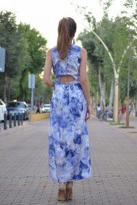 vestido ancla