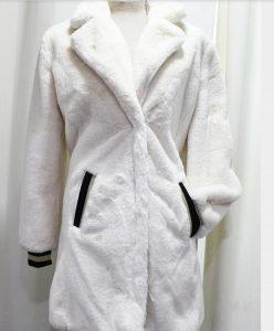 abrigo fluffy