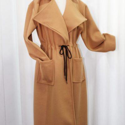 abrigo largo pluto