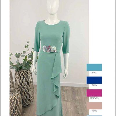 Vestido Bemia
