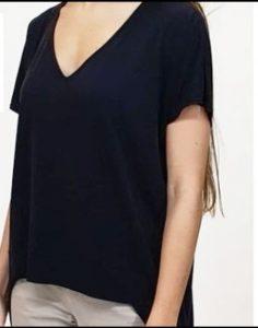 camiseta modal